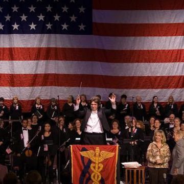 2007 Veterans Day Concert First Church of Nazarene